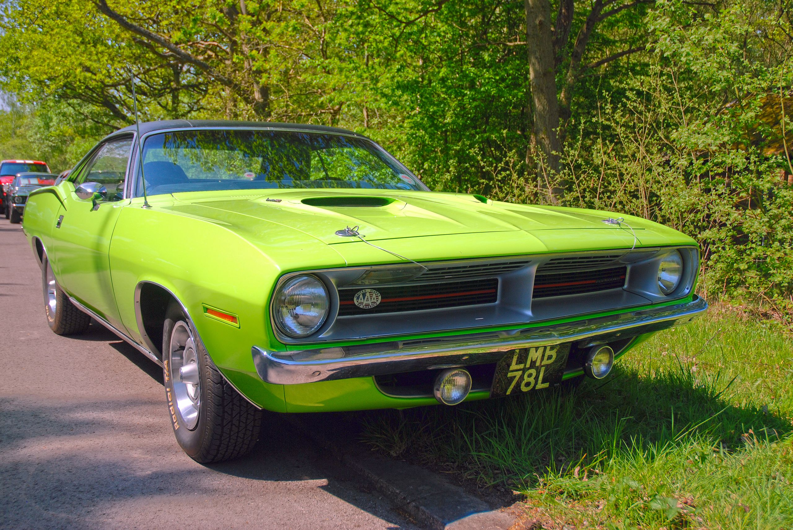 1970/1974 Plymouth Cuda TRIBUTE 440ci for sale - Plymouth