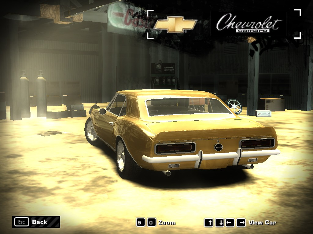 nfs most wanted car mods