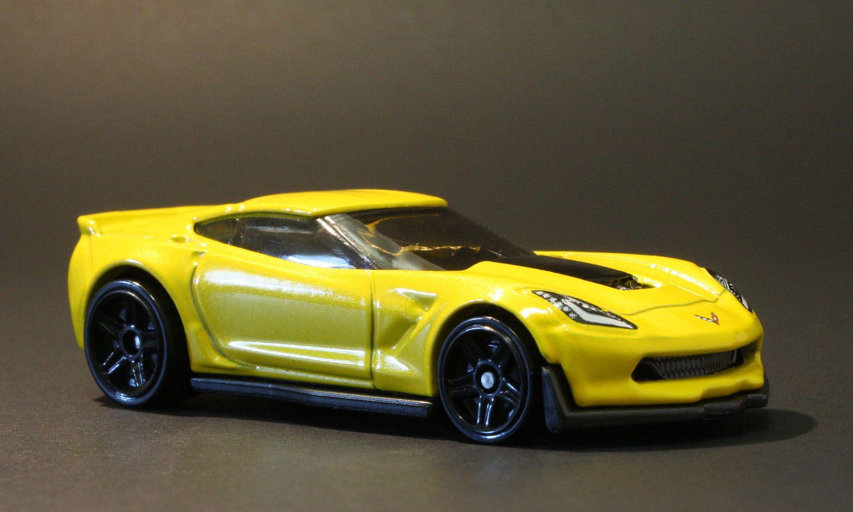 Hot Wheels - Corvette C7 Z06 - 2017 | Muscle GTA