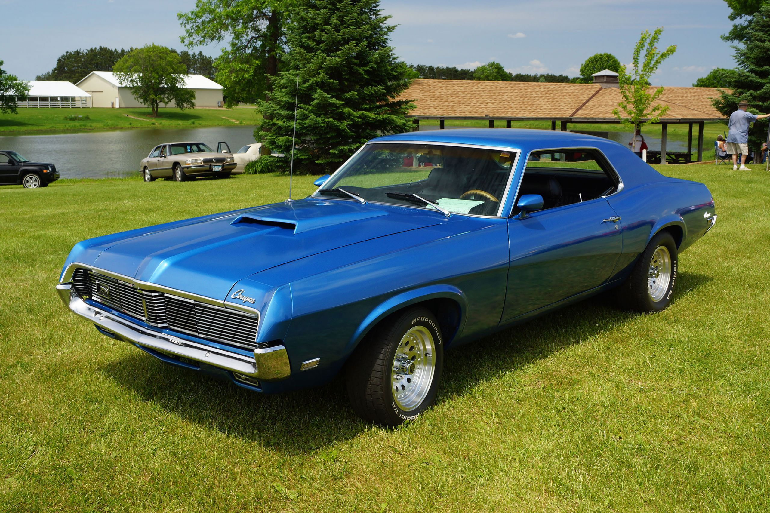 Mercury Cougar 1967 1970 Model Overview Muscle Gta