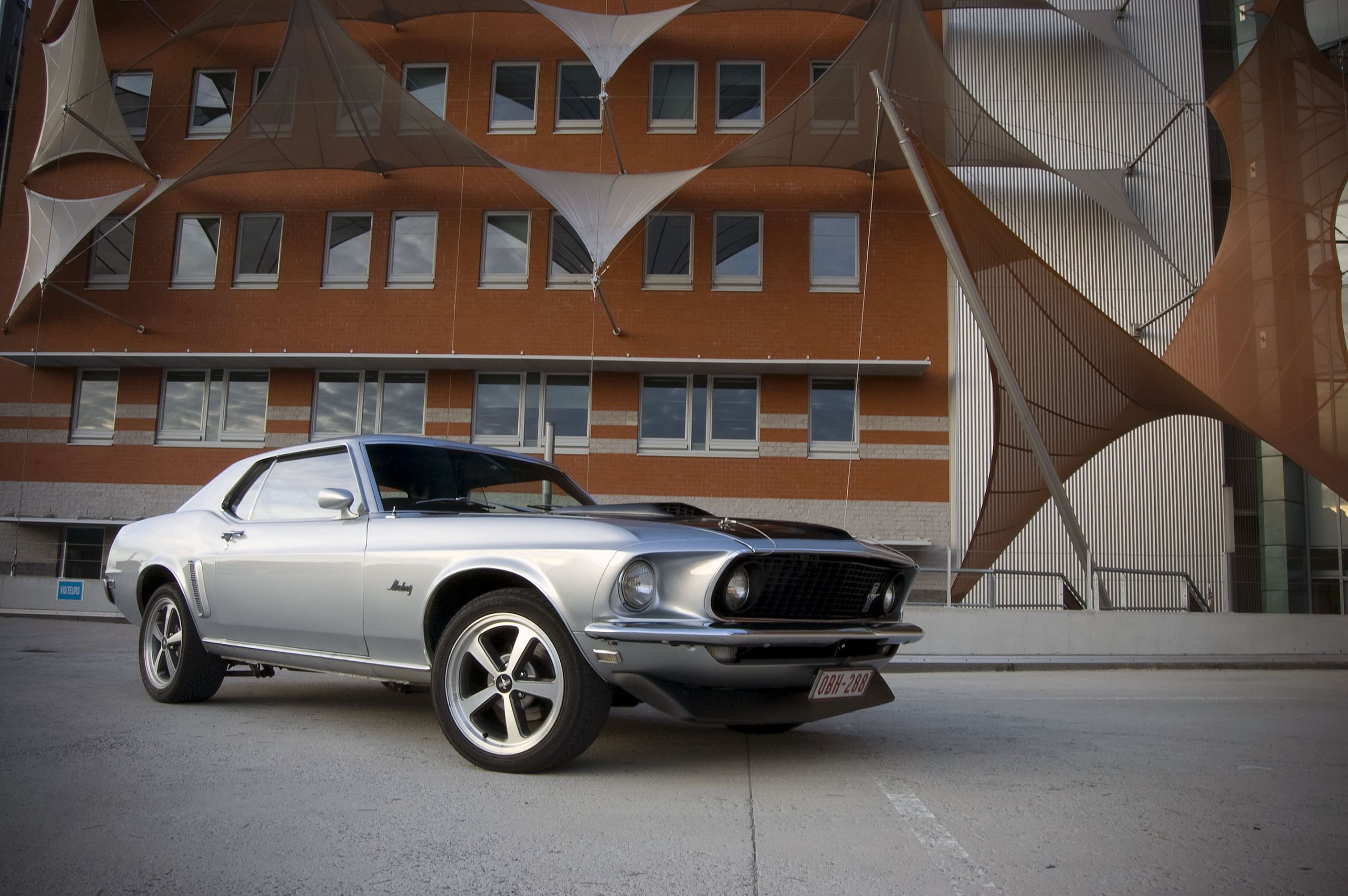 Ford mustang 1964 1973