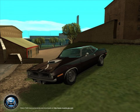 Downloads / GTA San Andreas / Car. See also: Encyclopedia - Plymouth