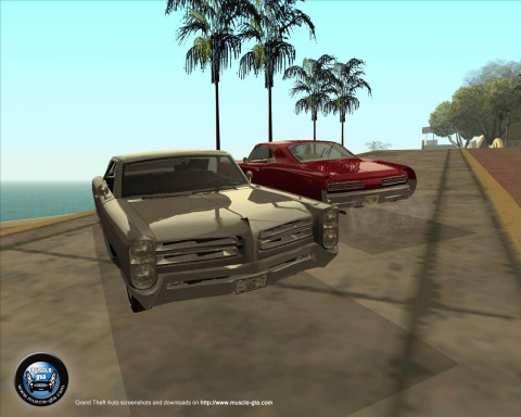 Downloads / GTA San Andreas / Car. See also: Encyclopedia - Pontiac