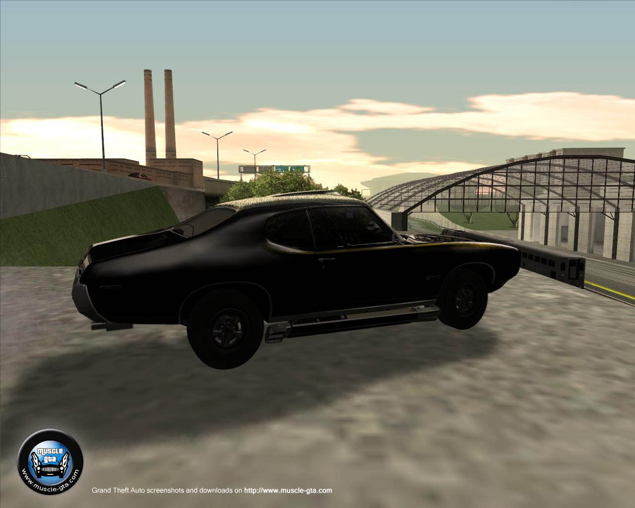 Pontiac GTO (1969) for GTA San Andreas