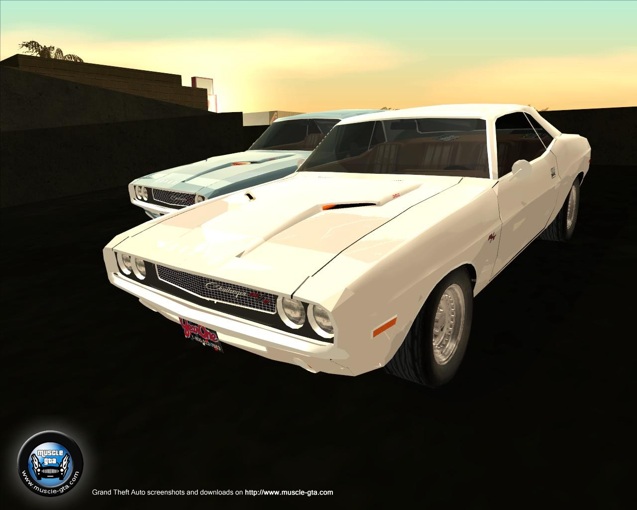 Dodge Challenger RT Hemi (1970) for GTA San Andreas