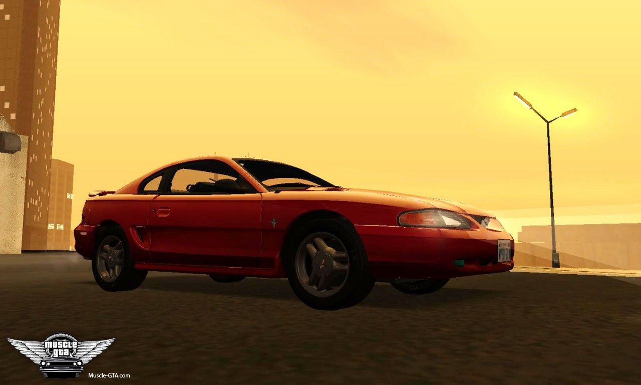 1994 Ford Mustang GT for GTA San Andreas