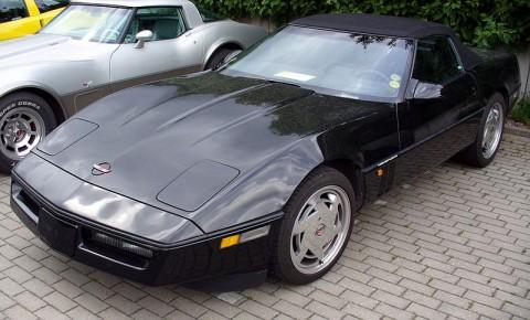 Chevrolet Corvette (1984 - 1996)