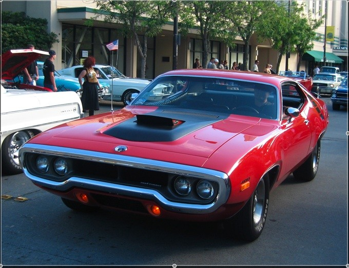 road runner 1971 muscle - photo #37