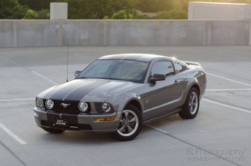 Ford Mustang 2005-2014