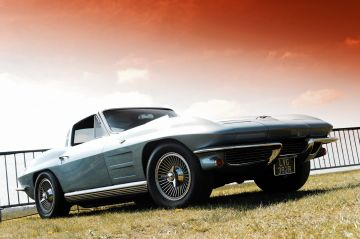 Corvette Stingray C2