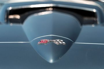 Corvette Stingray C2 Hood