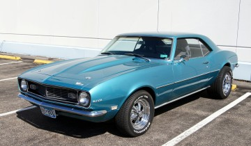Chevrolet Camaro 1966 1969 Model Overview Muscle Gta
