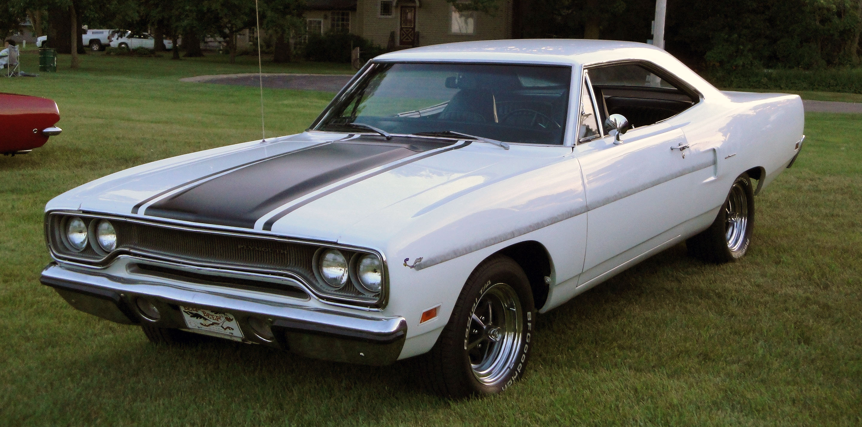 Plymouth Road Runner 1968-1970