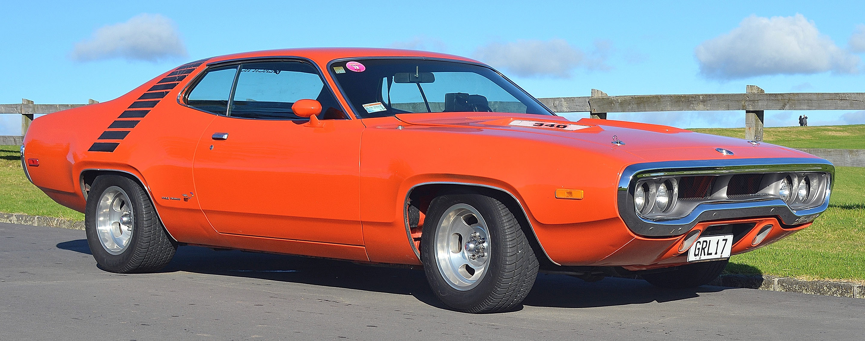 road runner 1971 muscle - photo #44
