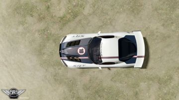 2009 Viper ACR top view
