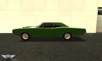 70 Dodge Coronet Super Bee side