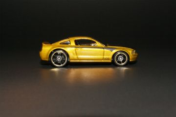 Hot Wheels Treasure Hunt Mustang GT 2005