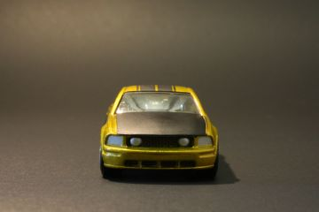 Hot Wheels 2005 Ford Mustang GT - Treasure Hunt