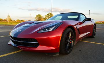 Chevrolet Corvette (C7) Stingray