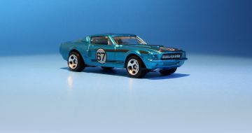 67 Shelby GT500 Hot Wheels Cool Classics