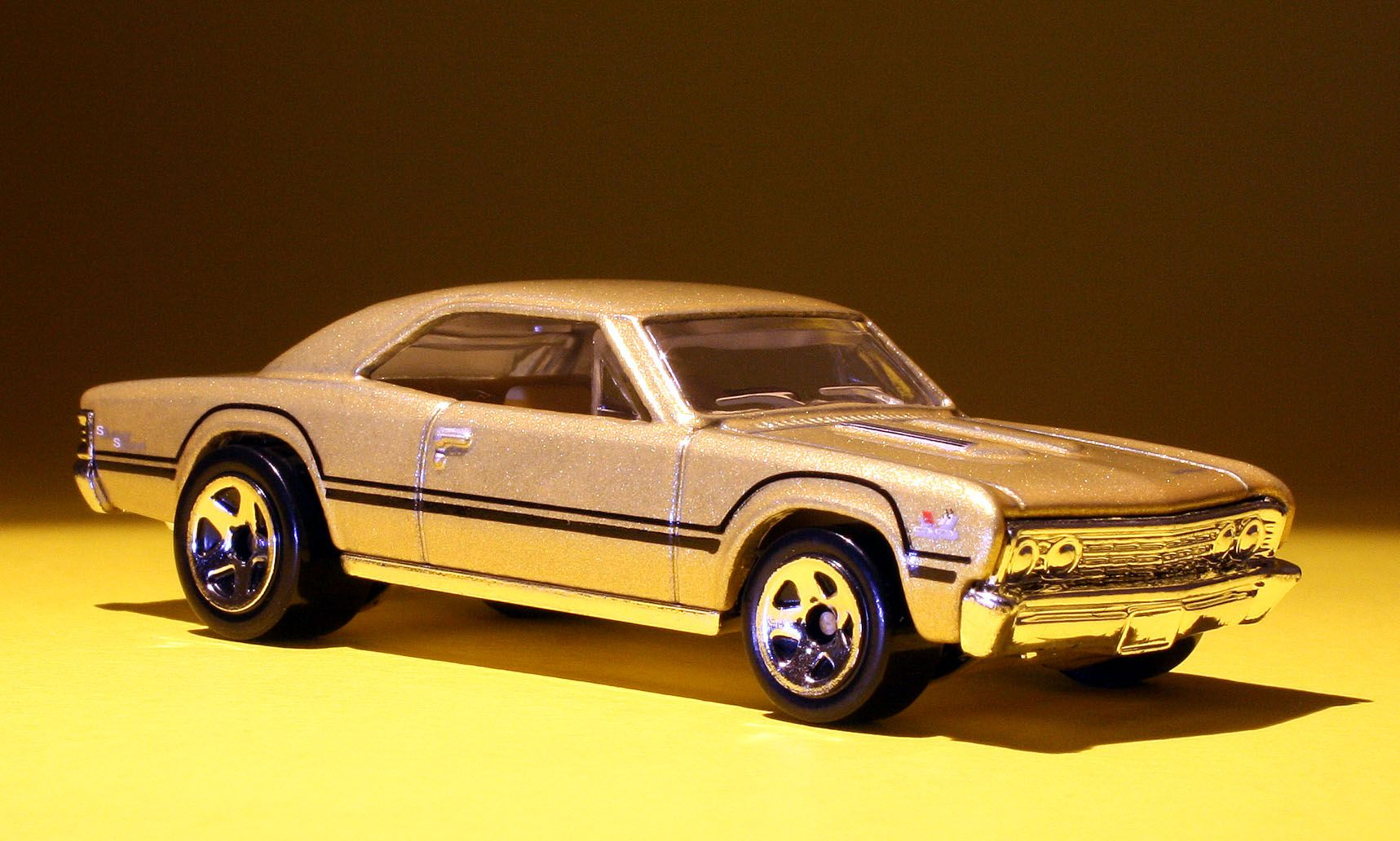 Hot Wheels - 67 Chevelle SS 396 -