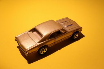 Hot Wheels 67 Chevelle SS 396 Top